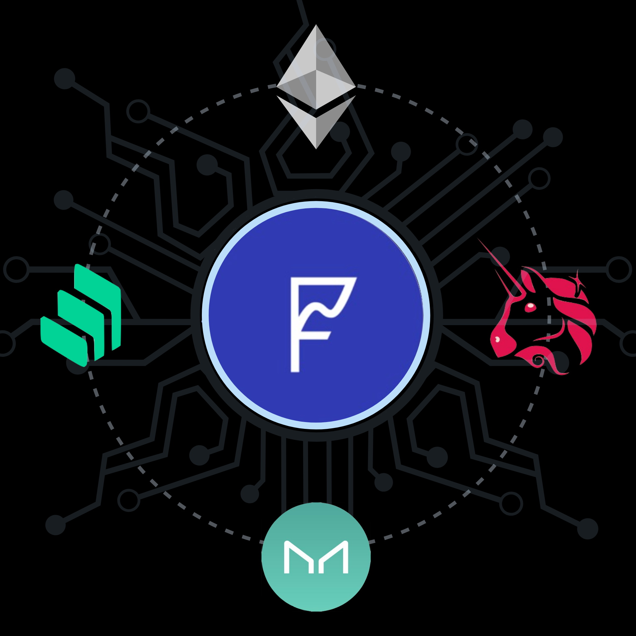What is Frontier DeFi application ? How to use it ?