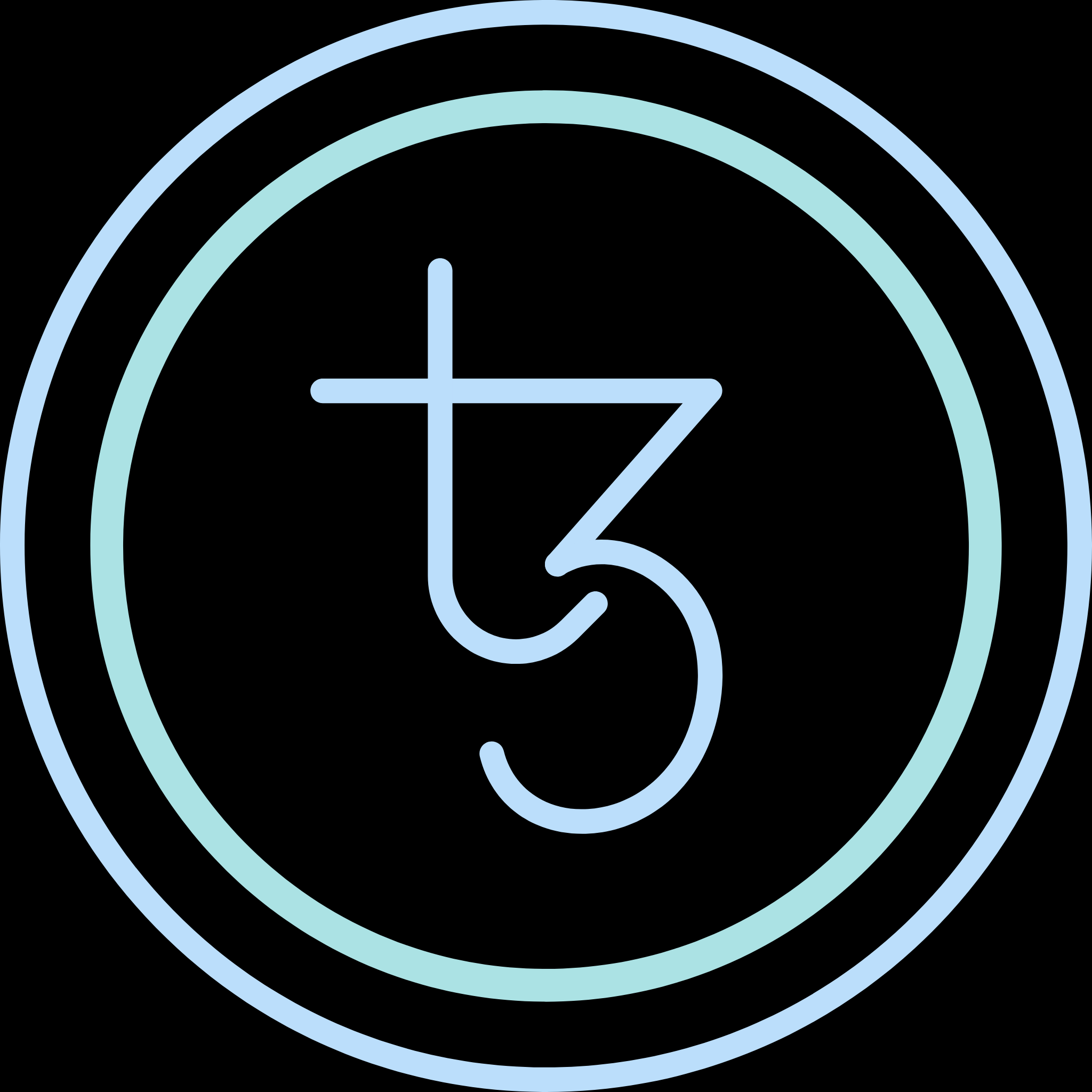 What would be the price of Tezos at the end of 2021 ?
